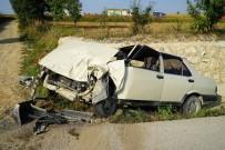 MıSıR - Hastaneye Giderken Kazada Yaralandılar