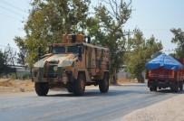 VAGON - Hatay'da Askeri Araç Sevkiyatı