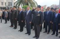 MUSTAFA KEMAL ÜNIVERSITESI - Hatay'da Gaziler Günü Çeşitli Etkinliklerle Kutlandı