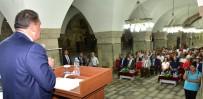 KERVANSARAY - 'Hayaller Tecrübeyle Buluşuyor' Konulu Söyleşi Gerçekleştirildi