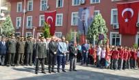 İSMAIL BAYATA - Hayrabolu'da 19 Eylül Gaziler Günü Törenle Kutlandı