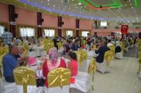 NURETTIN ARAS - Iğdır'da Şehit Yakınları Ve Gaziler Yemekte Buluştu