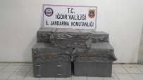 Iğdır'da Sigara Ve Uyuşturucu Kaçakçılığı