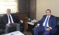 ADALET VE KALKıNMA PARTISI - İl Başkanı Yumak'tan Başkan Memiş'e Ziyaret