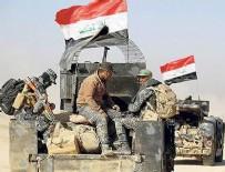 KERKÜK - Irak ordusundan DEAŞ militanlarına 'teslim ol' çağrısı