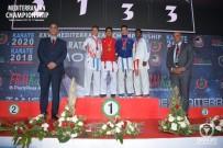 KAĞıTSPOR - Kağıtsporlu Karateciler Akdeniz Şampiyonası'ndan 4 Madalya İle Döndü