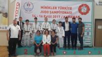 ALTIN MADALYA - Kağıtsporlu Minik Judocular Bu Yıl Da Zirvede