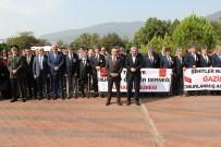 AHMET ÖZCAN - Karabük'te 19 Eylül Gaziler Günü Kutlandı