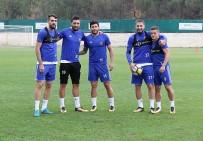 ROTASYON - Karabükspor'da 5 Futbolcu Rumen Milli Takımı'na Davet Edildi