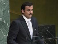 SİBER SALDIRI - Katar Emiri Al Sani: Katar'ın 'hemen diz çökeceğini' sandılar
