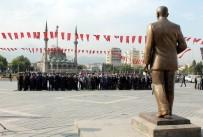 KIBRIS BARIŞ HAREKATI - Kayseri'de Gaziler Günü Kutlaması Yapıldı
