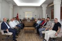 TÜRKIYE KUPASı - Kayseri Heyetinden Mustafa Yalçın'a Ziyaret