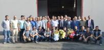ŞEKER ORANI - Kayseri Şeker'in 3500 Çalışanı İle İstihdama Katkısı Her Geçen Gün Artıyor
