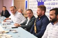YAĞLI GÜREŞ - Konyaaltı Belediye Başkanı Muhittin Böcek Açıklaması
