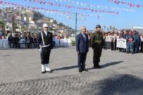 ADNAN MENDERES ÜNIVERSITESI - Kuşadası'nda Gaziler Günü Kutlaması