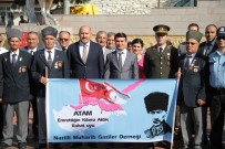 GAZİ YAKINLARI - Kuyucak'ta 19 Eylül Gaziler Günü Etkinlikleri