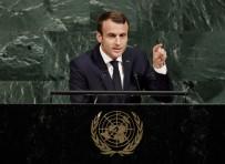 PARIS - Macron Açıklaması Trump'ın Fikrini Değiştireceğinden Eminim