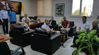 TEKNOLOJİK İŞBİRLİĞİ - Malatya Teknokentte AR-GE Ve Teknoloji İşbirliği Toplantısı Yapıldı