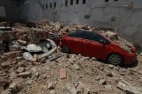 ARAŞTIRMA MERKEZİ - Meksika'da Deprem Açıklaması 42 Ölü
