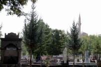 HASTANE - Mezarlıkta kendini ağaca astı