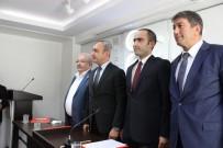BASIN TOPLANTISI - MHP Ankara İl Başkanlığına Tek Aday Turgay Baştuğ
