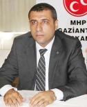 HIZ SINIRI - MHP Gaziantep İl Başkanı Yrd. Doç. Dr. Ali Muhittin Taşdoğan Açıklaması