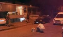 SİLAHLI SALDIRI - Milas'ta İki Ev Ve Bir Otomobile Kurşun Yağdırdılar