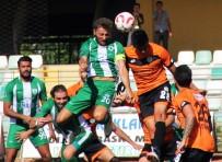 SEGAH - Muğlaspor Kupaya Penaltılarda Veda Etti