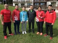 DÜNYA ŞAMPİYONASI - Murat Ak Açıklaması 'Aldığımız Madalyalar Bizim İçin Ümit Verici'