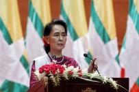 MÜSLÜMAN - Myanmar Lideri Suu Kyi 'İnsan Hakları İhlallerini' Kınadı