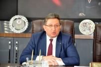 KREDİ DESTEĞİ - Nazilli Ticaret Odası Başkanı Arslan 4 Yıllık Hizmetlerini Değerlendirdi