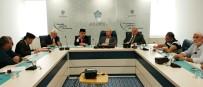 NECMETTİN ERBAKAN - NEÜ'de Moro'ya Destek Toplantısı