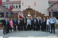 HÜKÜMET KONAĞI - Niksar'da 19 Eylül Gaziler Günü Kutlandı