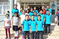 EĞİTİM HAYATI - Ödemişli Üçüzler Yeni Eğitim Yılında Aynı Sınıfta Eğitime Başladı