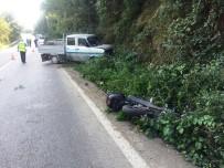 Ordu'da Trafik Kazası Açıklaması 1 Ölü