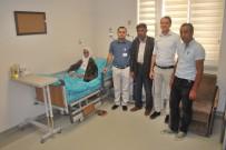 AMELİYATHANE - Özalp Devlet Hastanesinde Bir İlk
