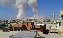 HASTANE - Rejim Uçakları Hastane Ve Okul Vurdu