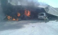 HASTANE - Rejim Uçakları Okul Ve Hastaneleri Bombaladı