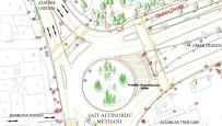 ŞAIR EŞREF - Sait Altınordu Meydanı'nda Raylar Döşeniyor