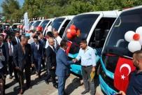 TOPLU TAŞIMA - Salihli'de Ulaşımda Modern Dönüşüm