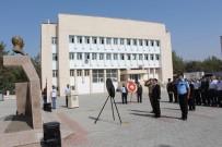 HÜKÜMET KONAĞI - Samsat'ta 19 Eylül Gaziler Günü Kutlandı