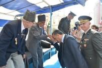 19 MAYIS ÜNİVERSİTESİ - Samsun'da 'Gaziler Günü' Kutlaması