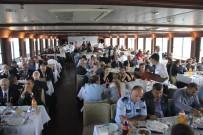 GARNIZON KOMUTANLıĞı - Samsun'da Gazilere Deniz Turu