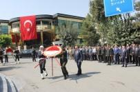 ASKERİ KIYAFET - Siirt'te '19 Eylül Gaziler Günü' Etkinlikleri