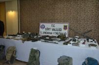 SİİRT VALİSİ - Siirt'te terör örgütüne büyük darbe