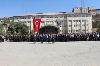 TÜRKIYE BÜYÜK MILLET MECLISI - Şırnak'ta Gaziler Günü Kutlandı