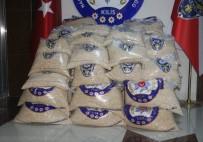 ÖNCÜPINAR - Suriye Plakalı Tırda 499 Kilogram Uyuşturucu Madde Ele Geçirildi