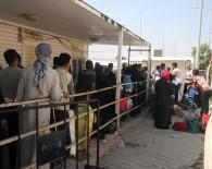 ÖNCÜPINAR - Suriyelilerin Bir Kısmı Kesin Dönüş Yapıyor