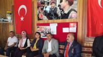 MILLIYETÇI HAREKET PARTISI - Taşdoğan, 'Gazilerimiz Başımızın Tacı'