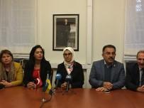 AVRUPALı - TCMM Kadın Erkek Fırsat Eşitliği Komisyonu Heyeti İsveç'te